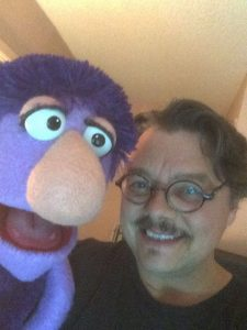 Kevin the Monster and his good friend Mr. Pitts