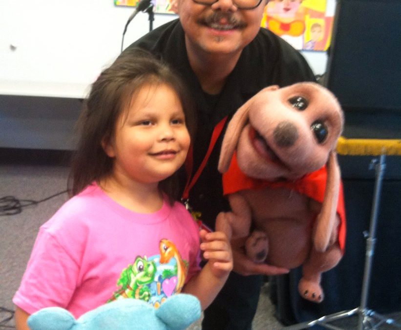 Day Camp Magic and Puppet Show